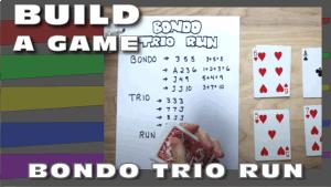 bgBG Bondo Trio Run