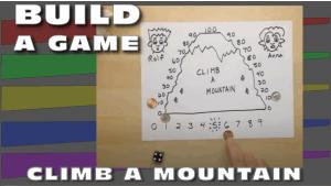 bgBG climb a mountain