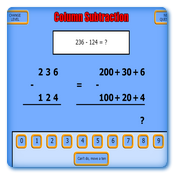 Columns Subtraction